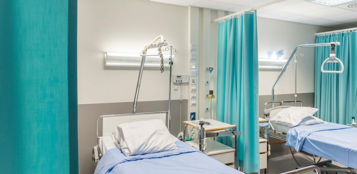 Lighting in Hospital rooms